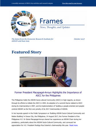 ERIA FRAMES | October 2017