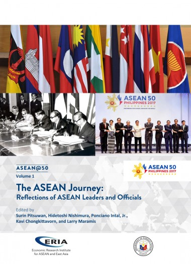 ASEAN @ 50 Volume 1: The ASEAN Journey: Reflections of ASEAN Leaders and Officials