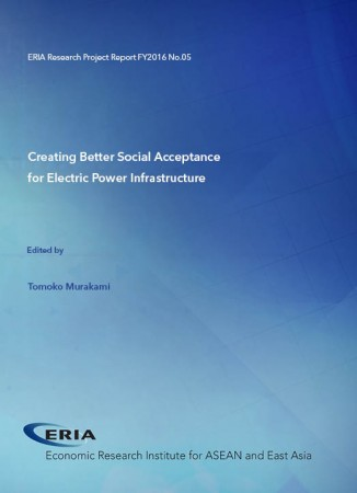 Creating Better Social Acceptance for Electric Power Infrastructure