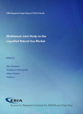 Multilateral Joint Study on the Liquefied Natural Gas Market