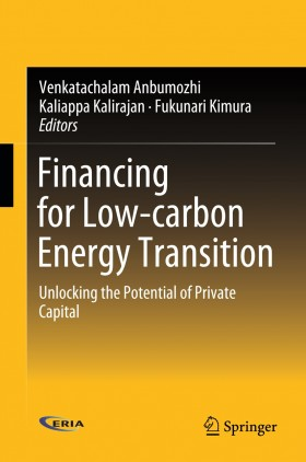 Financing for Low-carbon Energy Transition: Unlocking the Potential of Private Capital