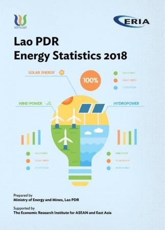 Lao PDR Energy Statistics 2018 - Publications : ERIA