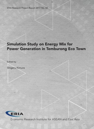 Simulation Study on Energy Mix for Power Generation in Temburong Eco Town