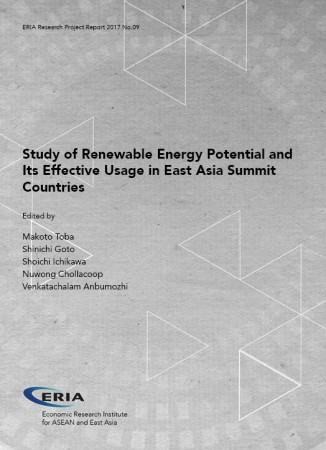 Study of Renewable Energy Potential and  Its Effective Usage in East Asia Summit Countries