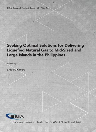 Seeking Optimal Solutions for Delivering Liquefied Natural Gas to Mid-Sized and Large Islands in the Philippines