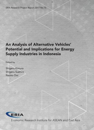 An Analysis of Alternative Vehicles'  Potential and Implications for Energy  Supply Industries in Indonesia