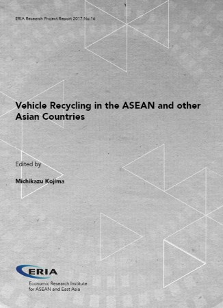 Vehicle Recycling in the ASEAN and other Asian Countries