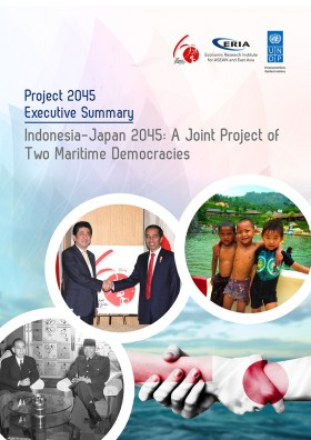 Project 2045 Executive Summary Indonesia - Japan 2045 : A Joint Project of Two Maritime Democracies