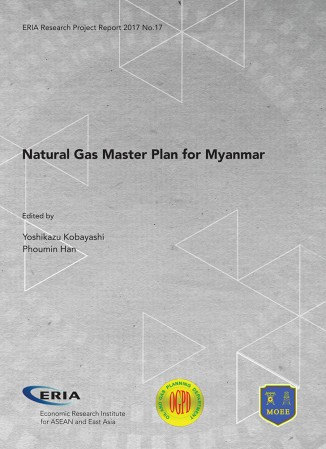 Natural Gas Master Plan for Myanmar