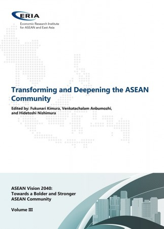 ASEAN Vision 2040 Volume III : Transforming and Deepening the ASEAN Community