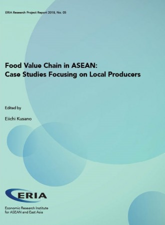 Food Value Chain in ASEAN: Case Studies Focusing on Local Producers