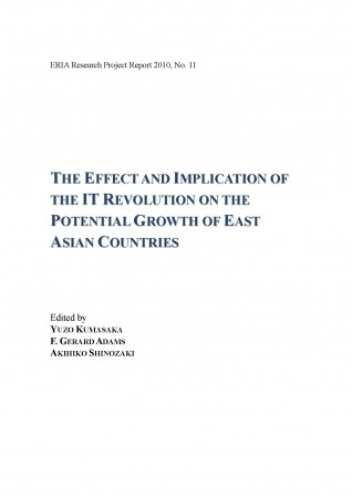 The Effect and Implication of the IT Revolution on the Potential Growth of East Asian Countries