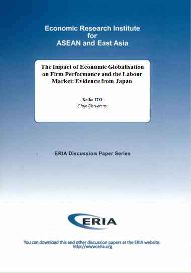 The Impact of Economic Globalisation on Firm Performance and the Labour Market: Evidence from Japan