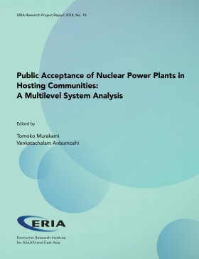 Public Acceptance of Nuclear Power Plants in Hosting Communities:  A Multilevel System Analysis