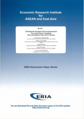 Unlocking the Potential of Private Financing for Low-carbon Energy Transition: Ideas and Solutions from ASEAN Markets