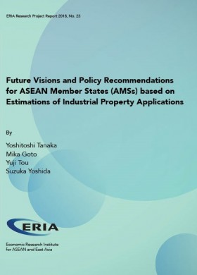 Future Visions and Policy Recommendations for ASEAN Member States (AMSs) based on Estimation of Industrial Property Applications