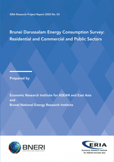 Brunei Darussalam Energy Consumption Survey: Residential and Commercial and Public Sectors