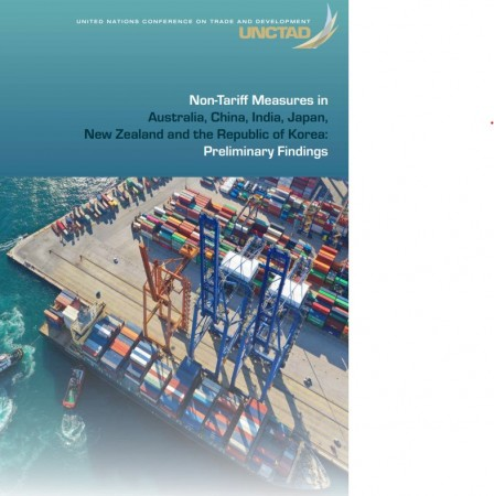 Non-Tariff Measures in Australia, China, India, Japan, New Zealand, and the Republic of Korea: Preliminary Findings