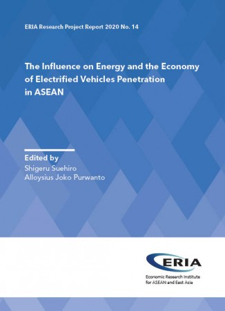 The Influence on Energy and the Economy of Electrified Vehicle Penetration in ASEAN