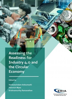 Assessing the Readiness of Industry 4.0 and the Circular Economy