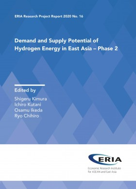 Demand and Supply Potential of Hydrogen Energy in East Asia – Phase 2
