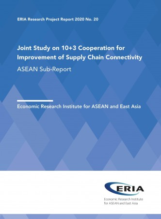 Joint Study on 10+3 Cooperation for Improvement of Supply Chain Connectivity: ASEAN Sub-Report