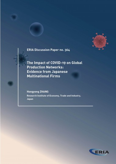 The Impact of COVID-19 on Global Production Networks: Evidence from Japanese Multinational Firms