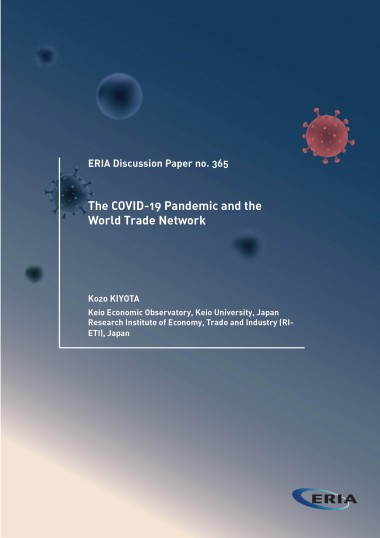The COVID-19 Pandemic and the World Trade Network