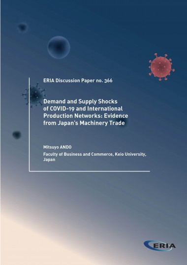 Demand and Supply Shocks of COVID-19 and International Production Networks: Evidence from Japan's Machinery Trade